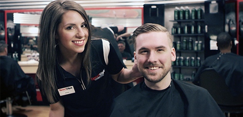 Sport Clips Haircuts of Lake Forest Haircuts